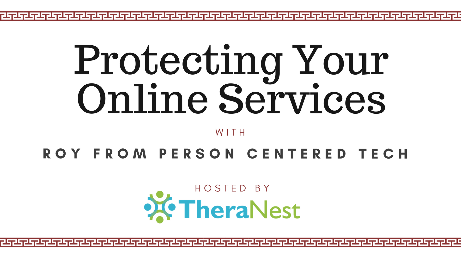 protecting your online services