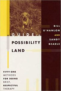 A Guide to Possibility Land: Fifty-One Methods for Doing Brief, Respectful Therapy: 51 Methods for Doing Brief, Respectful Therapy by Sandy Beadle